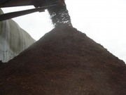 Highly Porous Soil from Westcoast Bark for Gardening Products