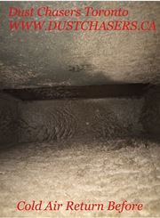 Dust Chasers Air Duct Cleaning & Dryer Vent Cleaning