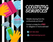 Cleaning Services Etobicoke