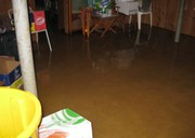 Flooded Basement Cleanup Services by Canada's Restoration Services