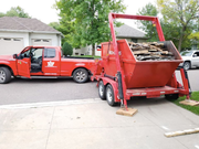 Trash Removal Service | Saanich Garbage Removal | Red E Bin