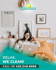 Ideal Maids Inc. House Cleaning Service in the Calgary area