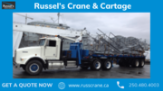 Best Crane Services Victoria | Crane Rental Company
