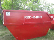 Dumpster Rental Company | Bin Rental Fraser Valley | Red E Bins